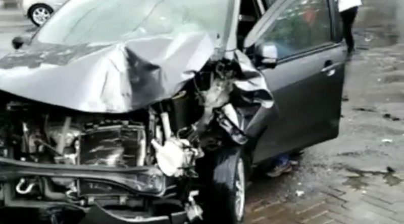 Kecelakaan Beruntun di Tanjakan Silayur Akibat Truk Rem Blong