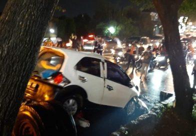 Kecelakaan Beruntun di Tanjakan Silayur Ngaliyan, 1 Meninggal Dunia