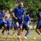 PSIS Semarang Latihan Ringan Jelang Lawan Arema FC